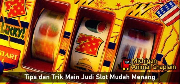tips main judi slot
